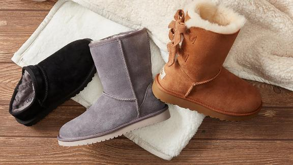 what are uggs made of