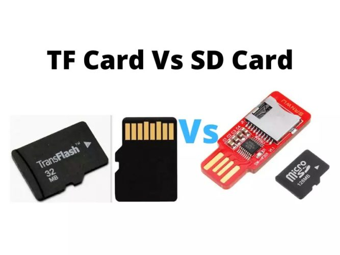 What is a TransFlash Card