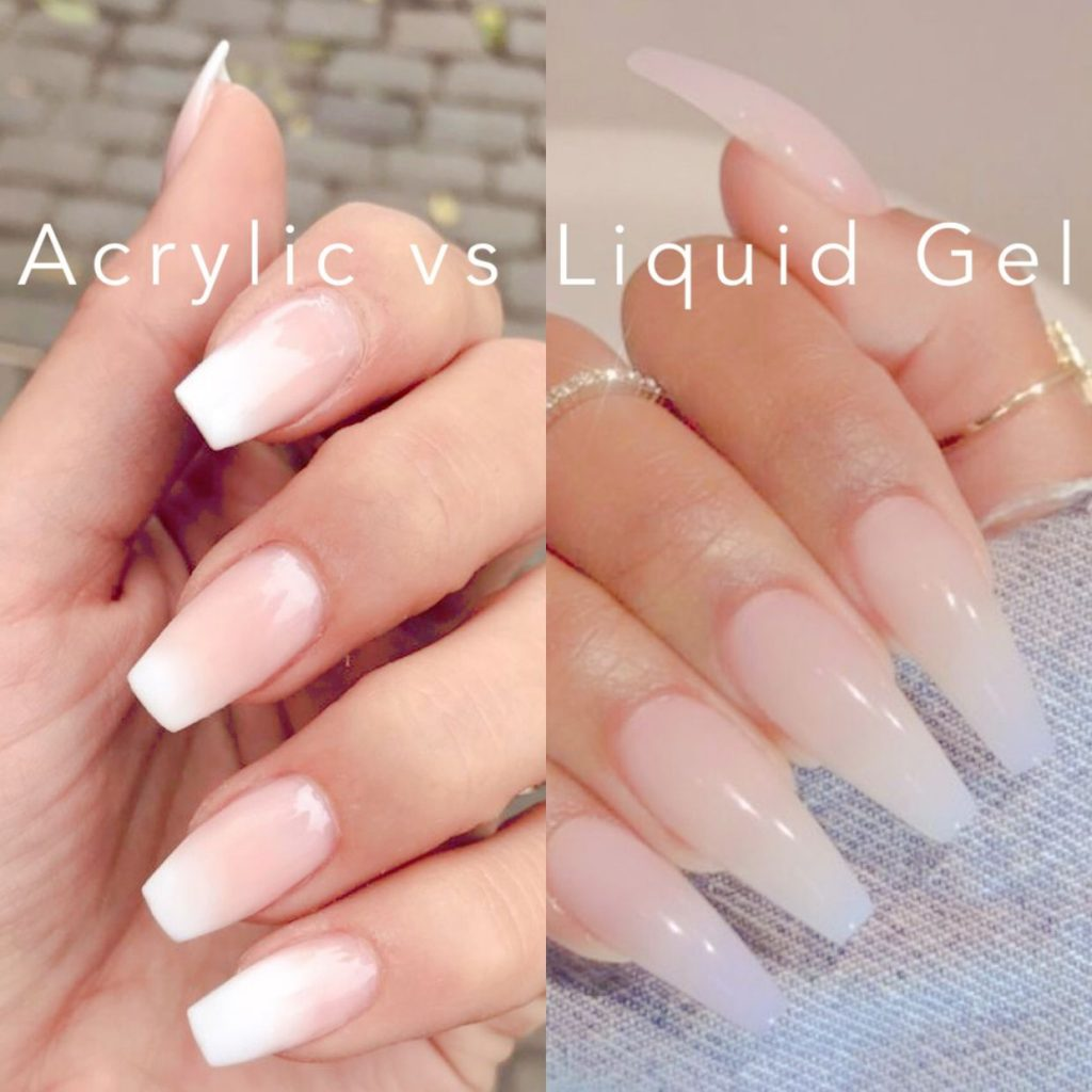Difference Between Gel and Acrylic Nails; Which Nails Are Better Gel Or Acrylic
