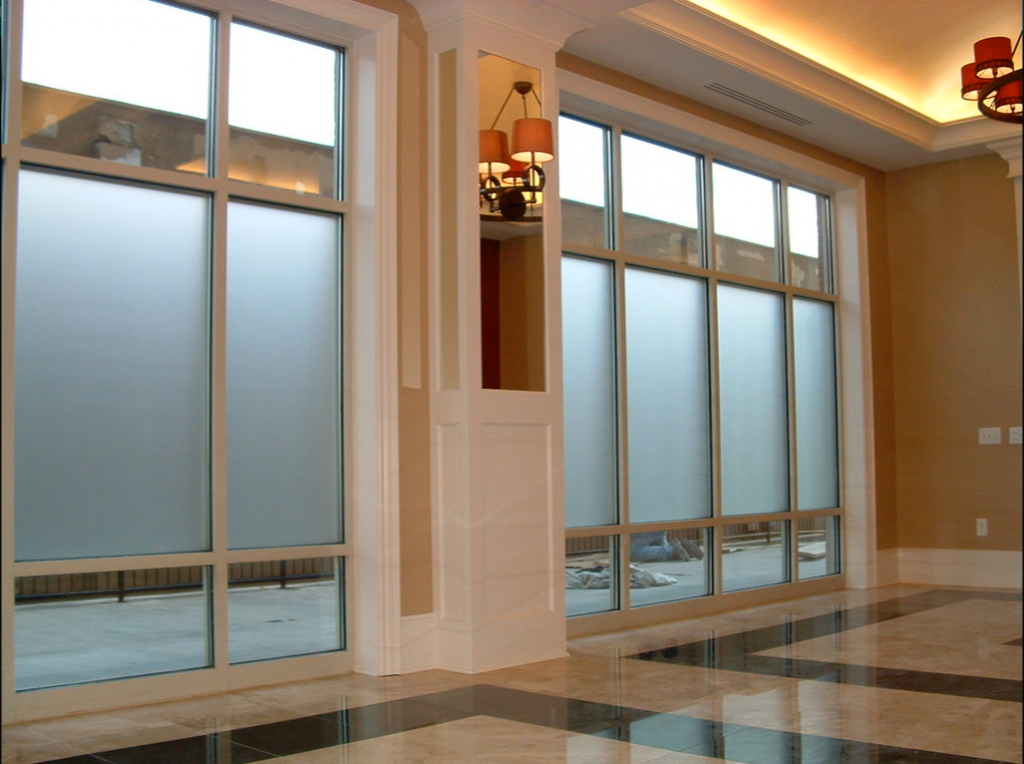 how to upgrade your homes and offices with translucent glass
