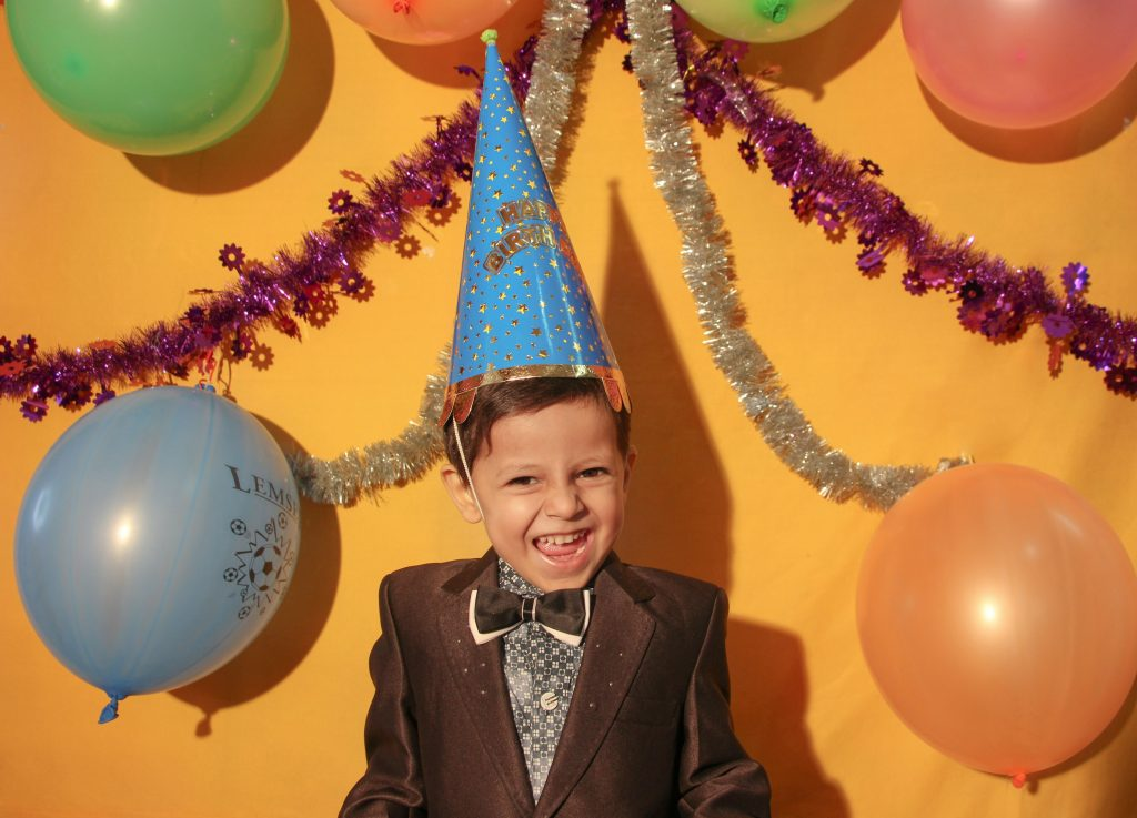 4-year-old Baby Birthday Party Ideas