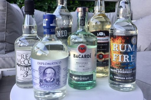 best rum for mojitos