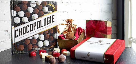 Most Expensive Chocolates In The World; Chocopologie Chocolate Truffle By Fritz Knipschildt