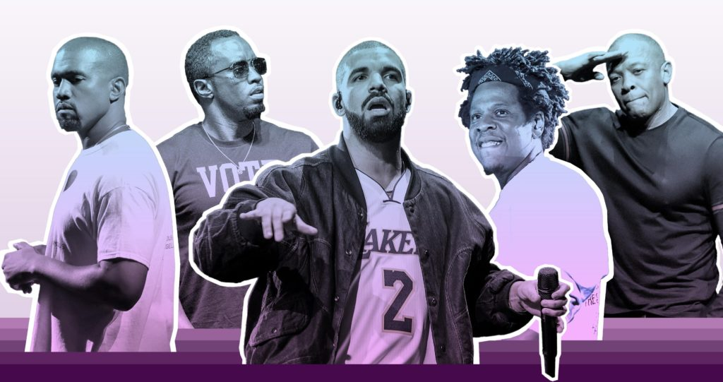 richest rappers and music producers