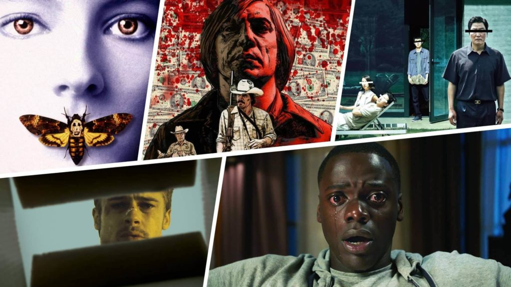 thriller movies based on short stories