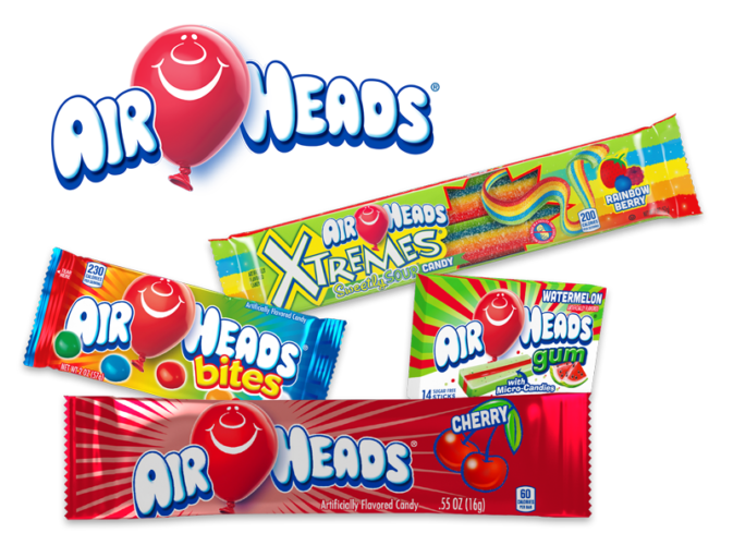 Candy That Starts With A To Z; Candy That Starts With A