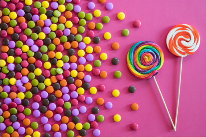 Candy That Starts With A To Z; Candy That Starts With C