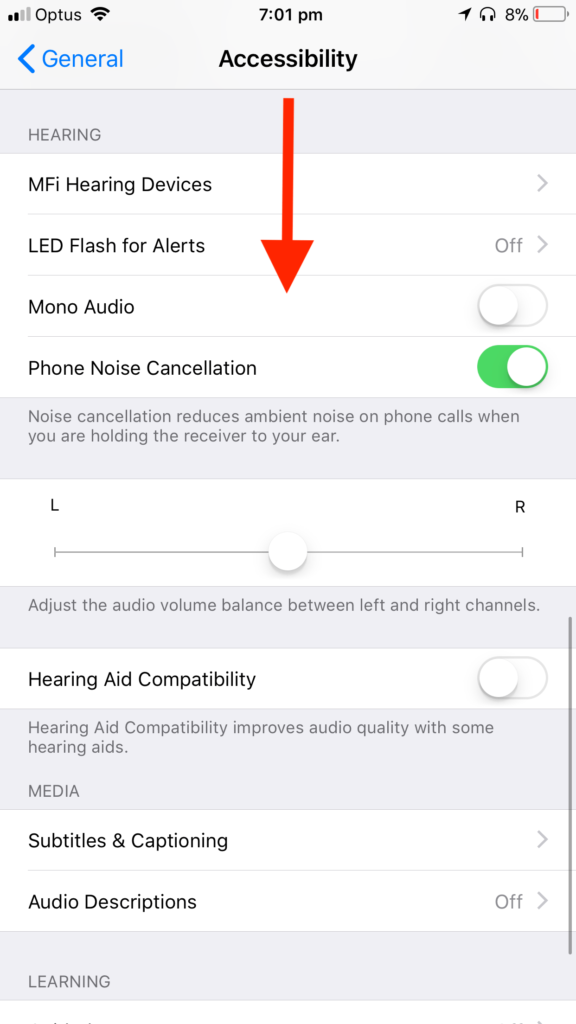 How To Fix One AirPod Louder Than Other - Change The AirPods Volume Settings