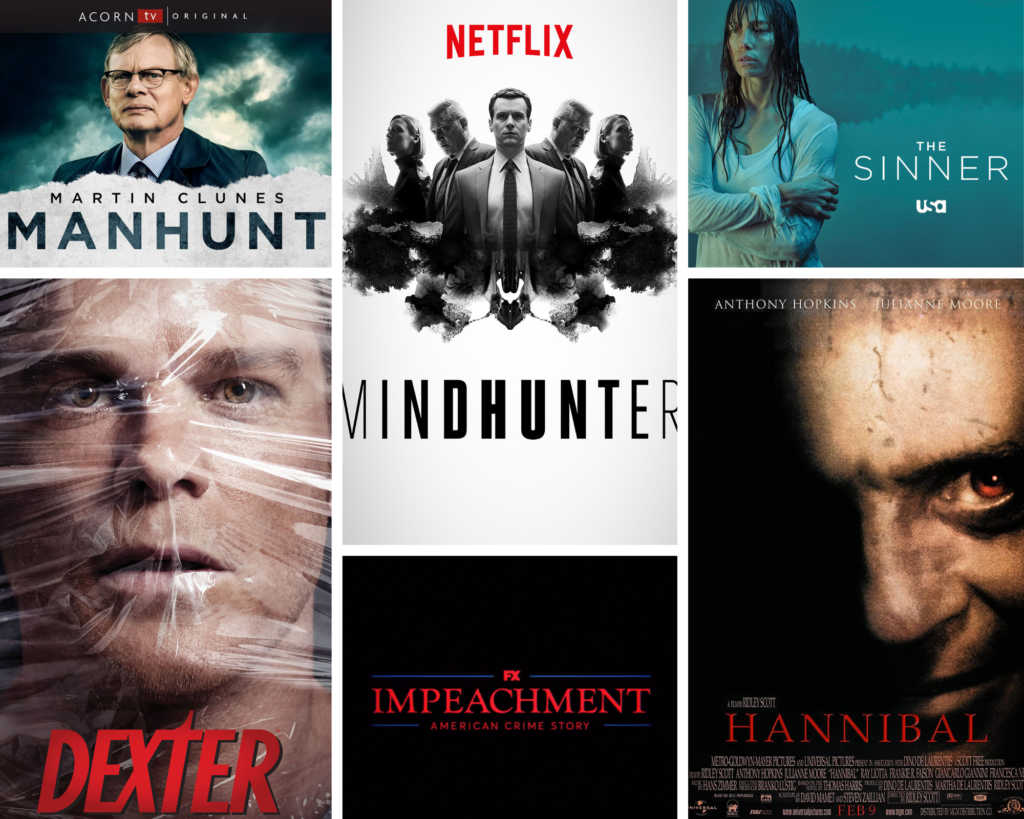 shows like mindhunter