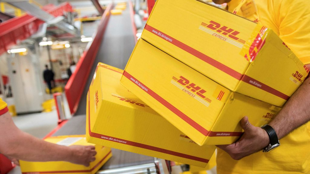 DHL Shipment On Hold