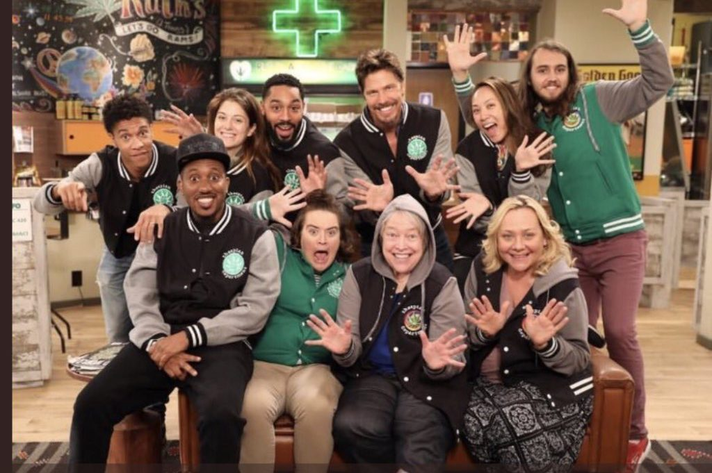 Disjointed Season 3; Disjointed Season 3 Cast and Characters