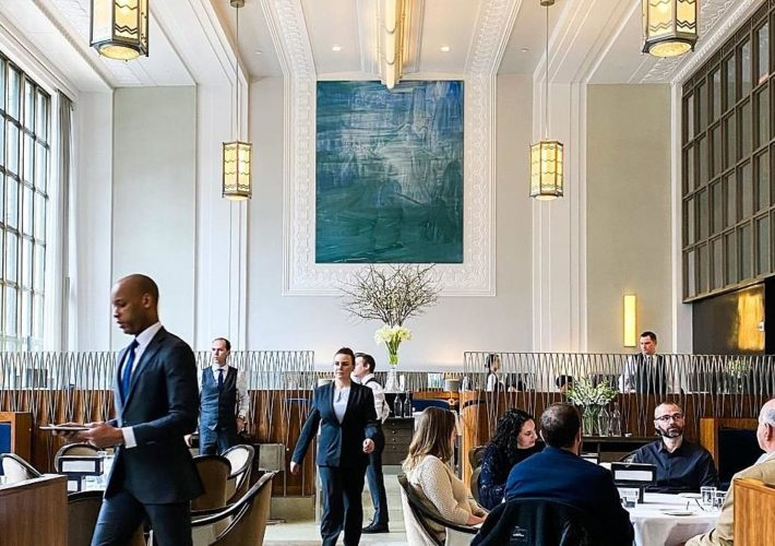 Expensive Restaurant in New York City; Eleven Madison Park