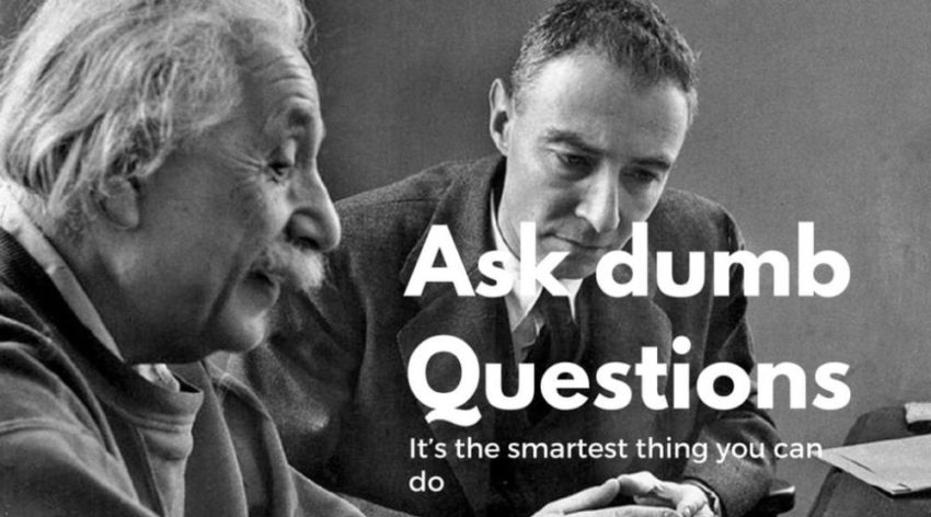 dumb questions to ask