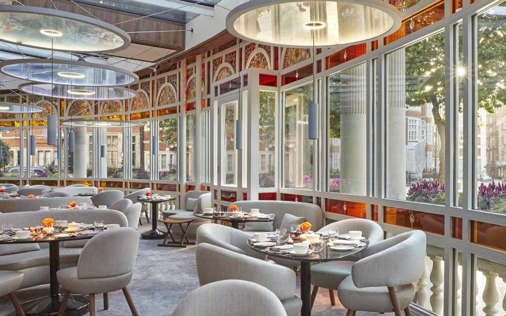 Expensive Restaurant in New York City; Jean-Georges