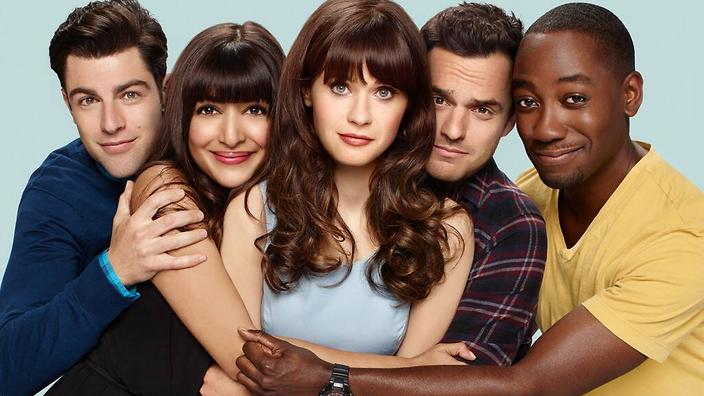 Shows Like Emily In Paris; New Girl