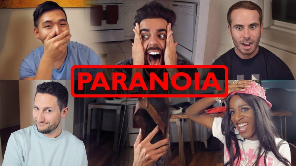 Paranoia Questions; Paranoia Movie Questions