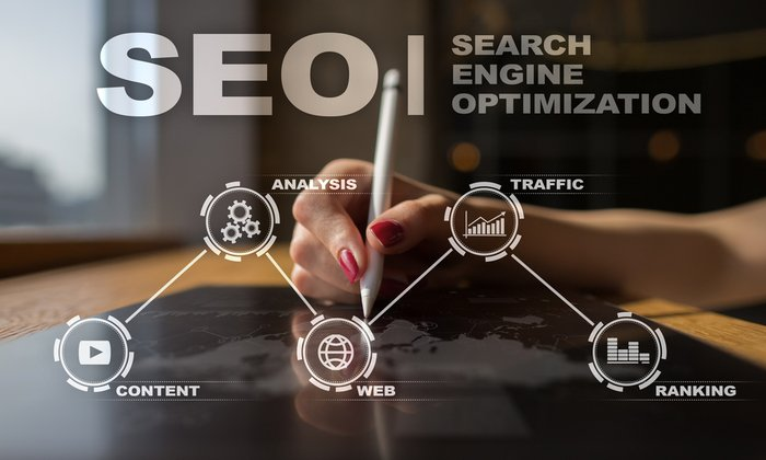 Ways To Promote Your Small Business; Seach Engine Optimization