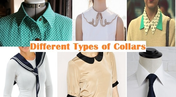 Collars On Women's Clothes; The Basic Types Of Collars on Women's Clothes