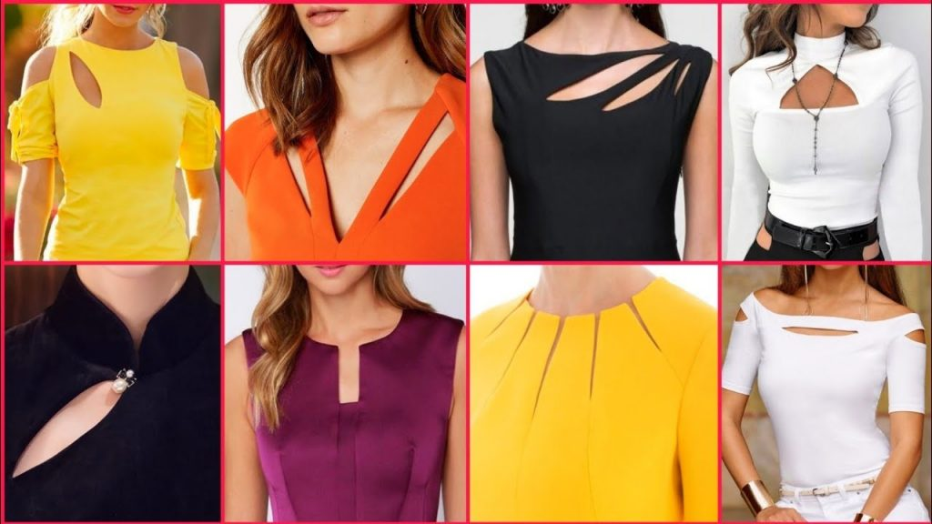 Types Of Collars On Women's Clothes