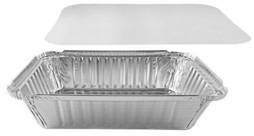 Aluminum Foil In The Oven; Use Aluminum foil containers