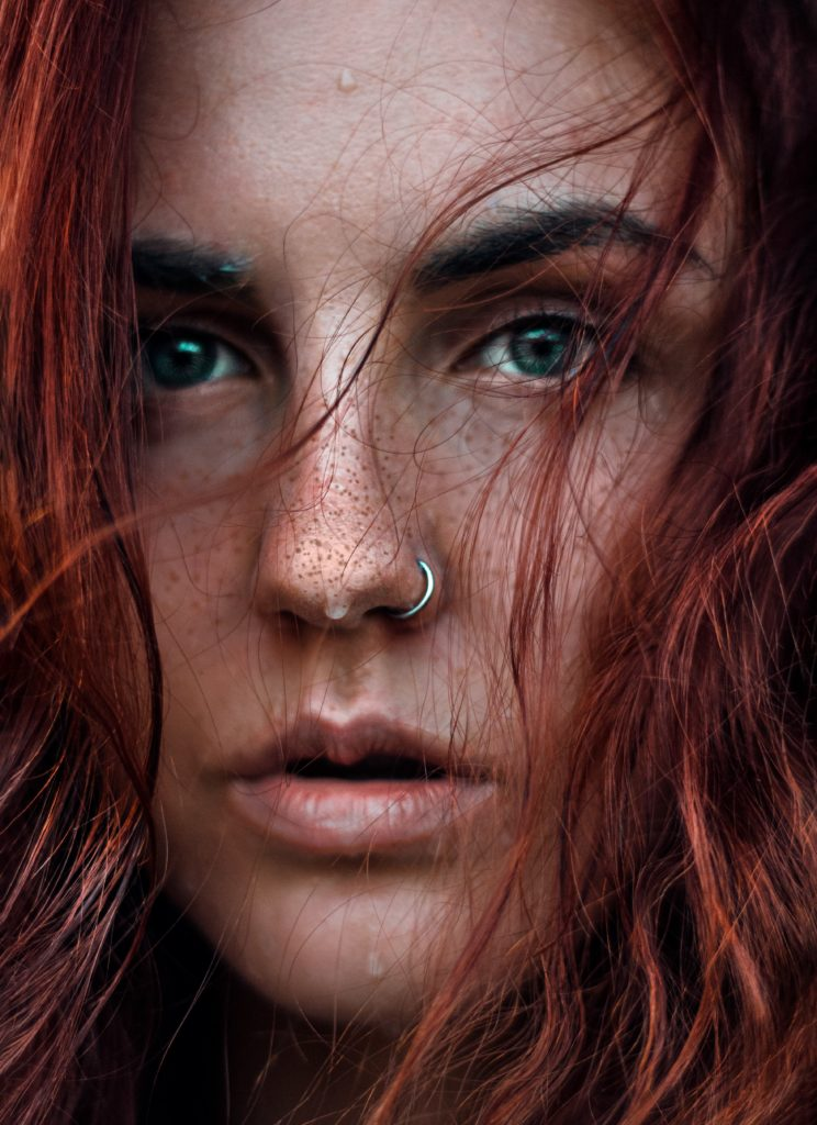 most attractive hair and eye color combinations