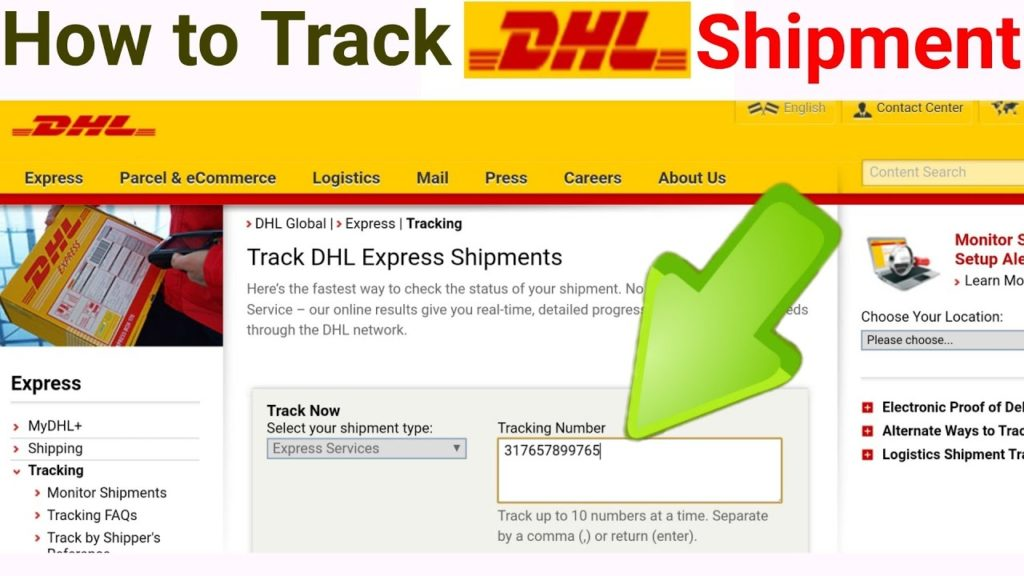 DHL Shipment On Hold; How Can You Track Your DHL Package?