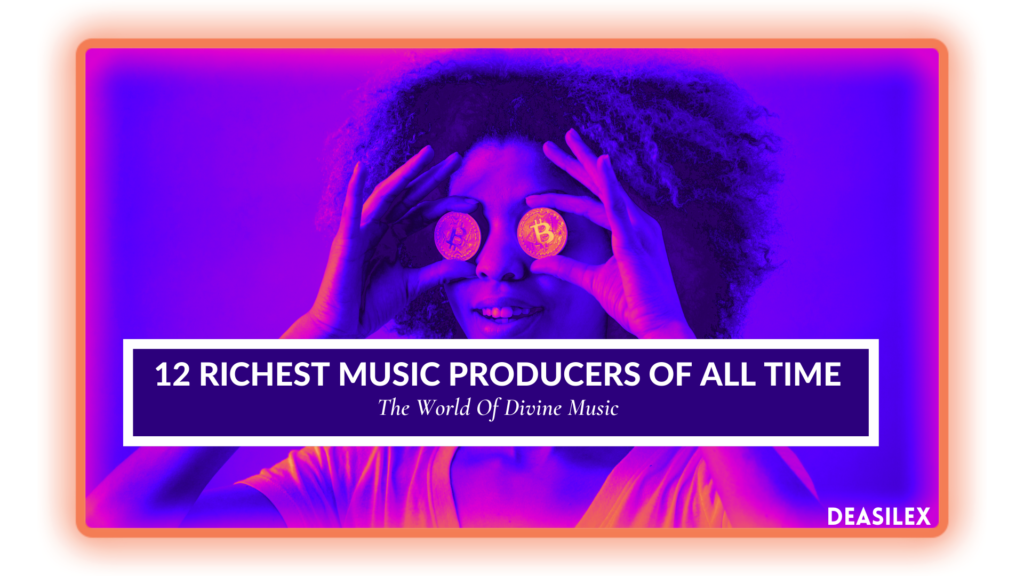 richest music producers