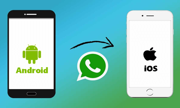 A Quick Guide On How to Transfer WhatsApp Data from Android to iPhone