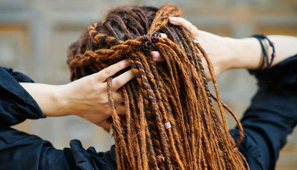 Styles For Starting Locs