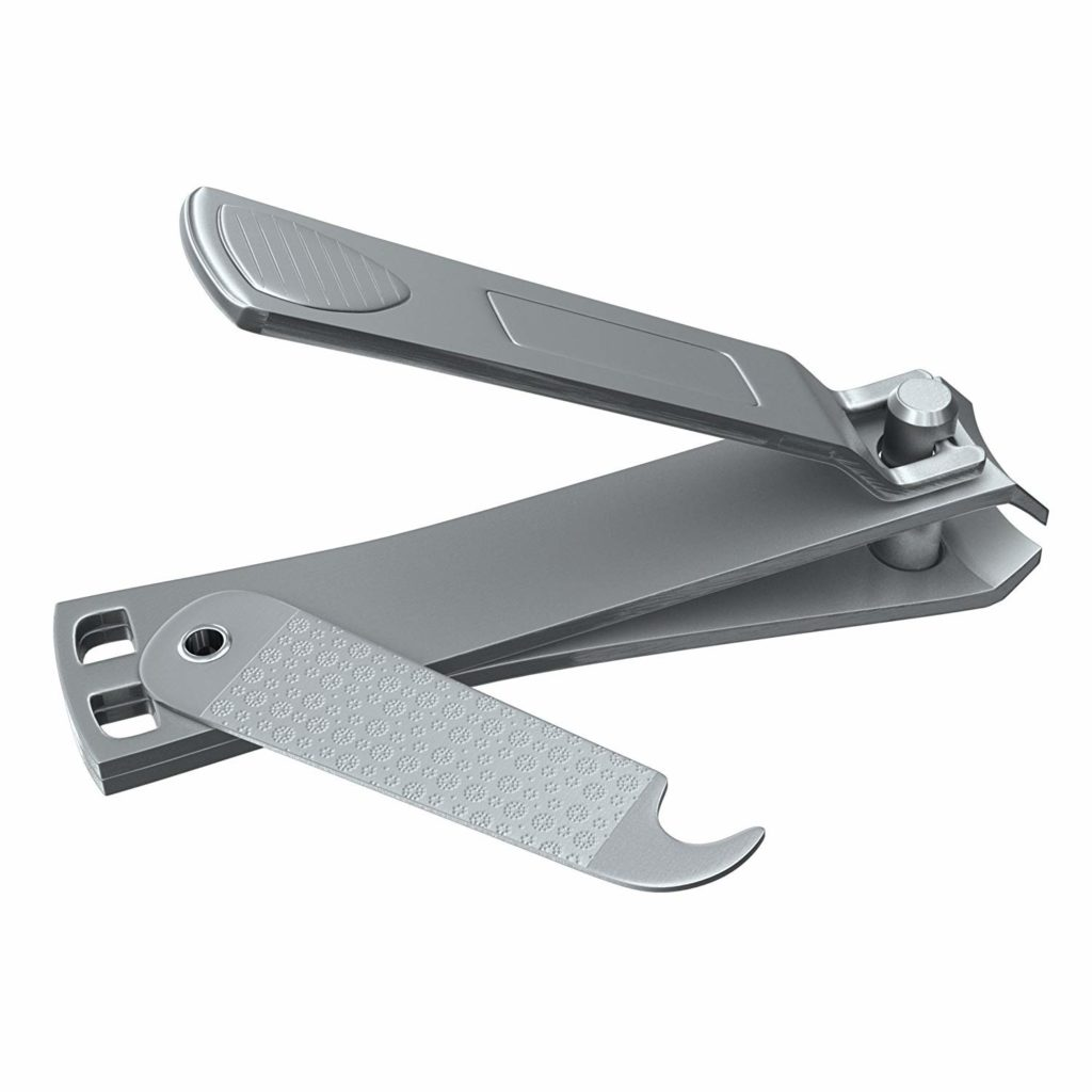 Best Nail Shapers; Nail Clippers For Fingernails By Clyppi - Best Multi-Use Nail Clippers
