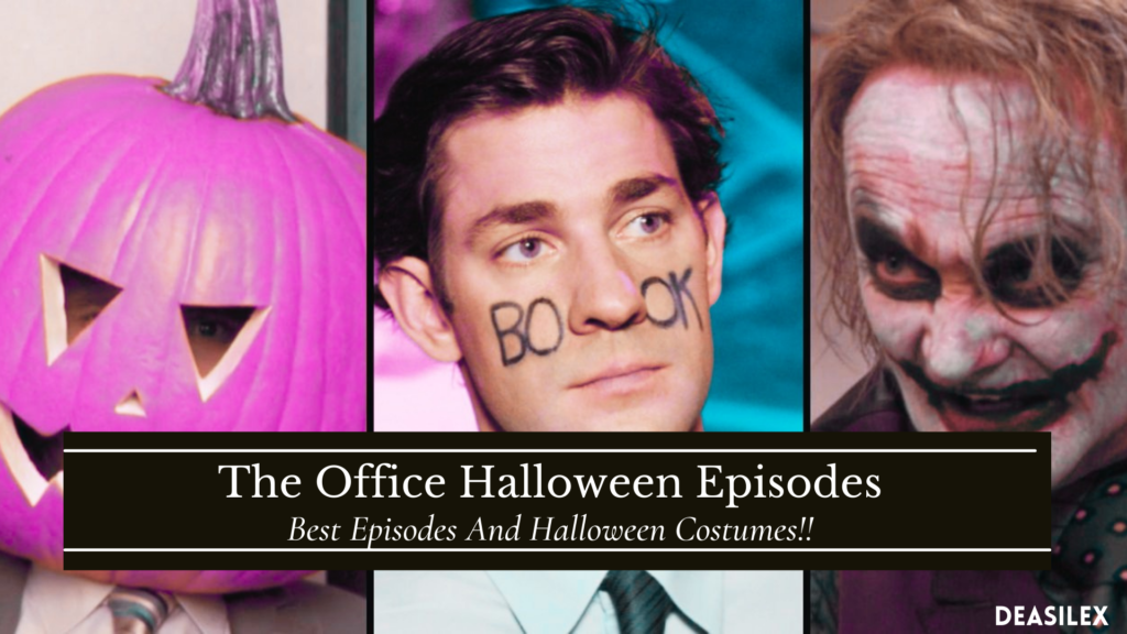 the office halloween episodes