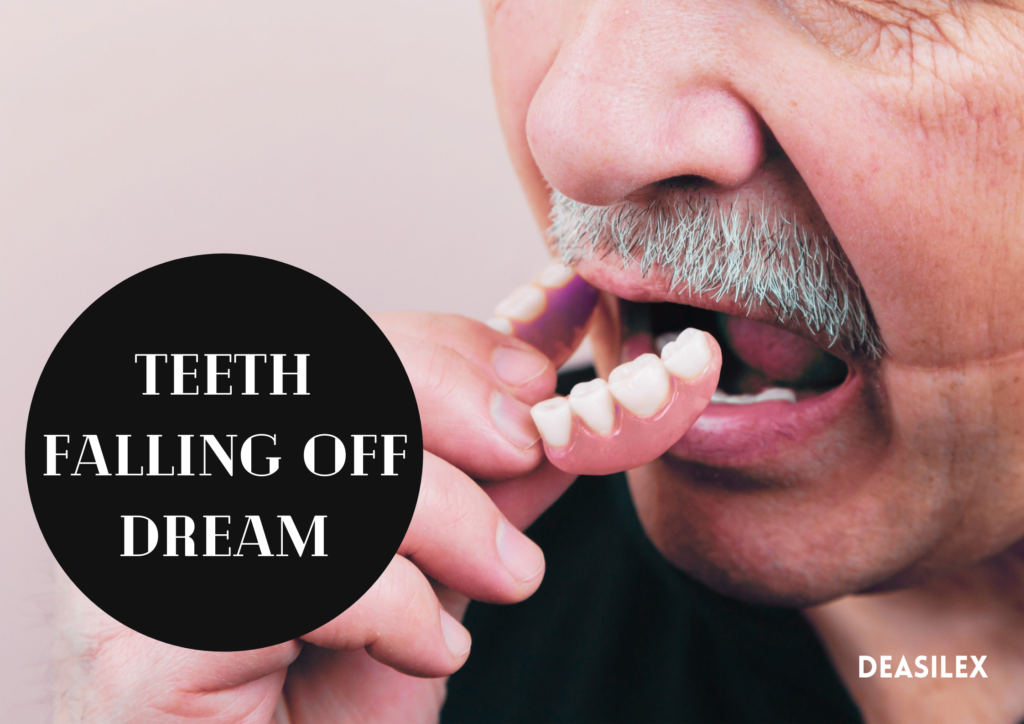 what does it mean if a teeth falls out in a dream