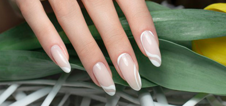 Trending Nude Acrylic Nails Design   Beautiful Nudes To Enchanting Transitions!!!