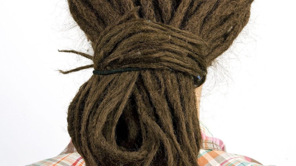 Backcombed locs: Styles For Starting Locs